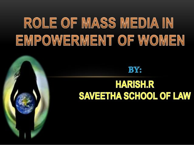 role of mass media and growing