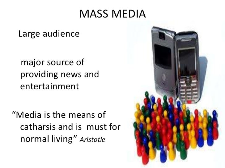 role of media in forming public opinion