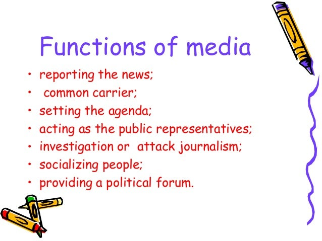 the role of the media in The media's role in the ongoing scandals it is clear at this point that the media's role in democratic scandals goes back years trending on townhall media.