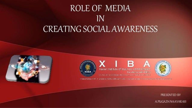 role of media in creating social awareness