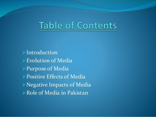The media in Pakistan dates back to pre-partition years of British India, where a number of newspapers were established. T...