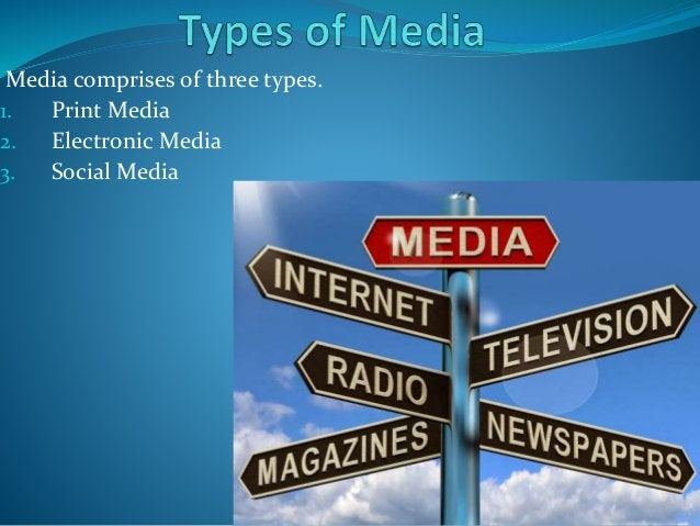 Positive Effects of Media