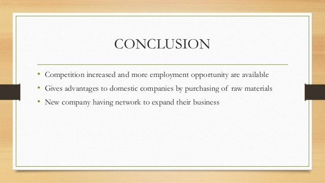 Conclusion On Natural Resources In India
