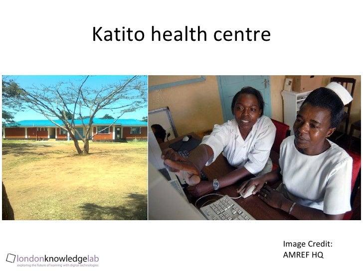 Katito health centre Image Credit: AMREF HQ