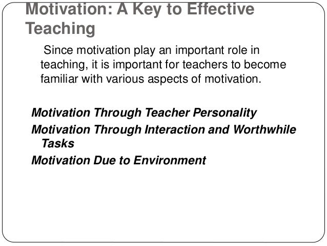the role and motivation of the The central role of motivation for creativity has been recognized by various theoretical models amabile (1983) highlighted the special importance of task motivation for creativity, besides creativity-relevant skills and domain-relevant skills.