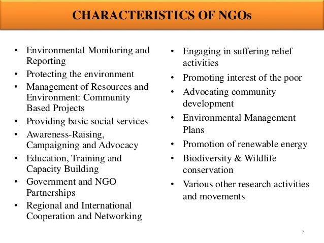 Difference Between NGO and Non-Profit Organizations