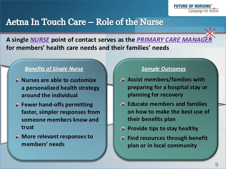 the role of the nurse in health education