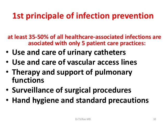 The Role of the Nurse in Preventative Health Care