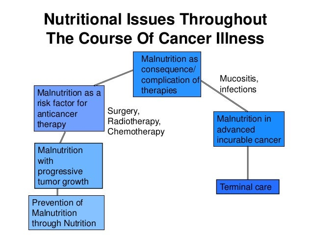 Role of nutrition in radiotherapy