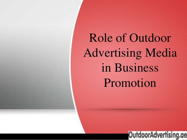 the role and significance of promotions and advertisements in marketing Because of the importance and high visibility of their jobs, these managers  to  which many advertising or promotional functions are contracted out  marketing  managers work with advertising and promotion managers to.