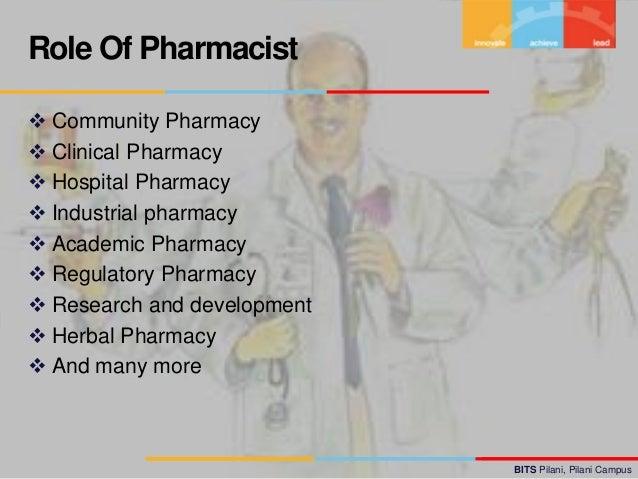 Pharmacist Duties | Resume CV Cover Letter