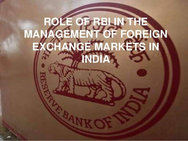 Why forex trading is not allowed in india