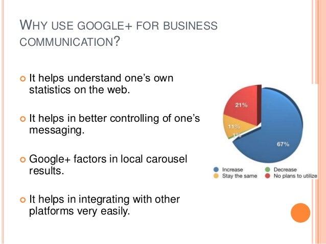 social media helps communication