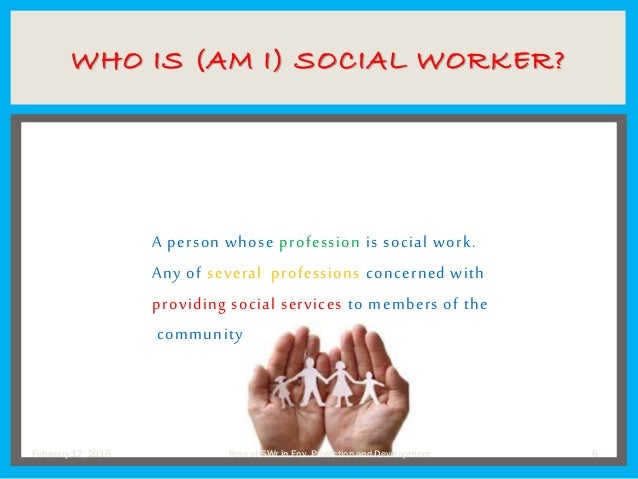 social worker roles in the community Overall school social workers help parents, students, and school staff identify   school social workers help to bridge school, home and community to help.