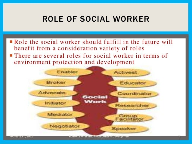 Role of a social work practitioner social work essay