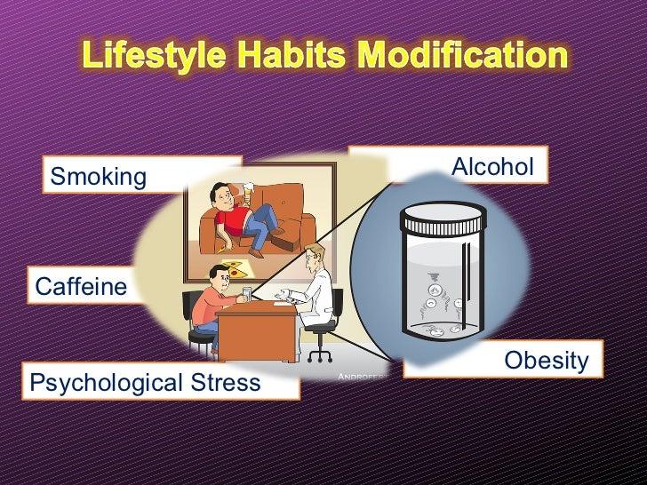 Caffeine  Smoking  Alcohol  Psychological Stress  Obesity