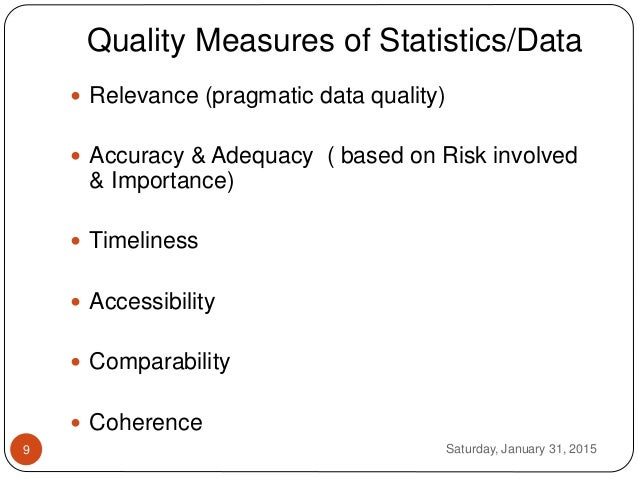 role of statistics (1) statistics helps in providing a better understanding and exact description of a phenomenon of nature (2) statistics helps in the proper and efficient planning of a statistical inquiry in any field of study.