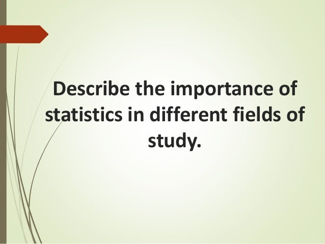 Importance Of Statistics In Research Paper - image 4
