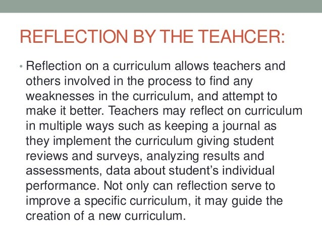 reflection of the role and responsibilities of the teacher essay Review your own roles and responsibilities as a teacher, in terms of the   disclaimer: this essay has been submitted by a student  this can also be  done by writing reflections to explore and evaluate the different ways i.