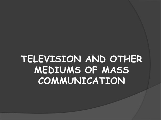 RADIO  Radio is an aural medium where as print relies just on  visual content. The tremendous success of television as  a ...