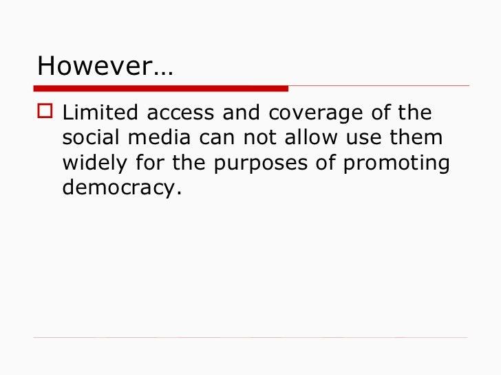 Media dependency theory essay