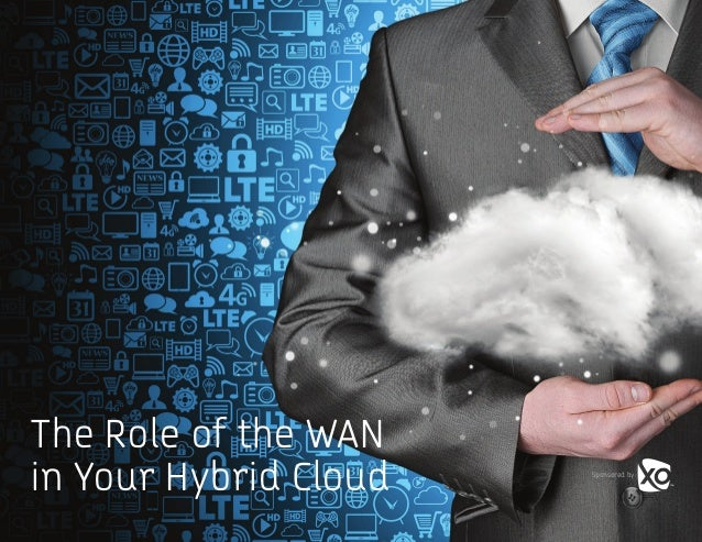 The Role of the WAN in Your Hybrid Cloud Sponsored by