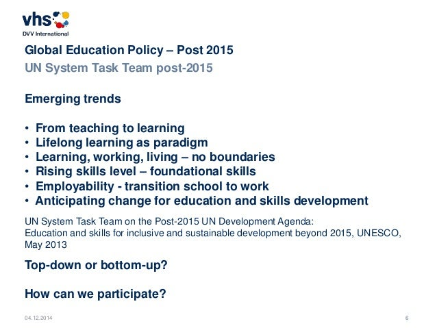 roles and responsibility in lifelong learning Roles, responsabilities and relationships in lifelong learning as a teacher i have a multitude of roles and responsabilities to play so i will try to identify them giving examples - roles.