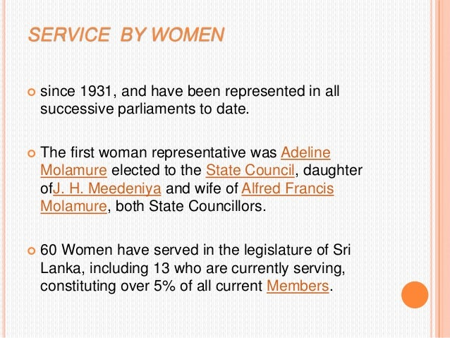 the role of women in politics French women in politics: the long road to parity, caroline lambert  while few contested the fact that women needed to play a more important role in politics,.