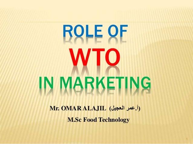 what are the role and functions of wto in international relations Government relations  publications the role of the world health organization in the  as the 'directing and coordinating body on international.