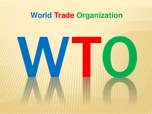 World Trade Orgtanization and the Ready Made Garment Industry of Bangladesh; a Critical Analysis