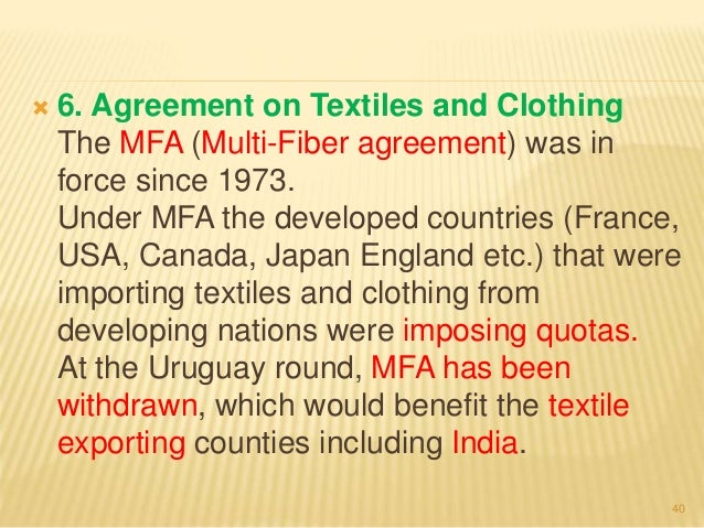 role of wto Advantages and disadvantages of wto readers question: what are the advantages and disadvantages of the wto formally the gatt the wto is a body designed to promote free trade through organizing trade negotiations and act as an independent arbiter in settling trade disputes.