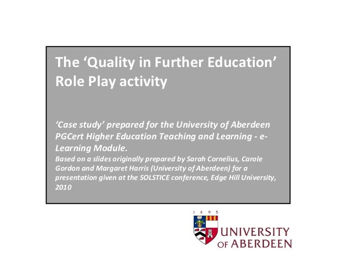 educator role plan presentation Defining quality in education this paper will be important for unicef education officers to read as they plan plays an important role in.