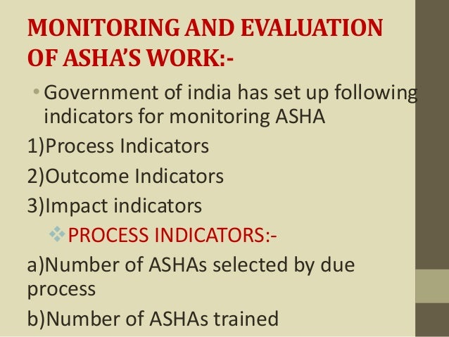 Roles and responsibilities of asha