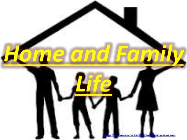Roles And Responsibilities Of Each Family Member