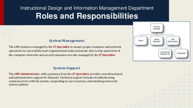 instructional systems design certification