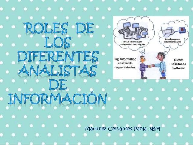 Martinez Cervantes Paola 3BM