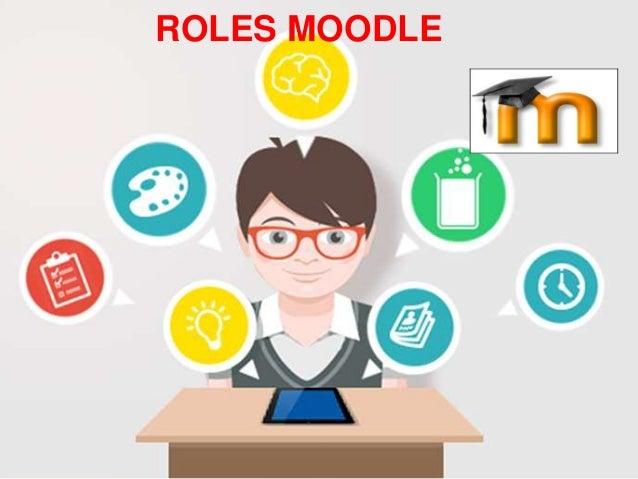ROLES MOODLE