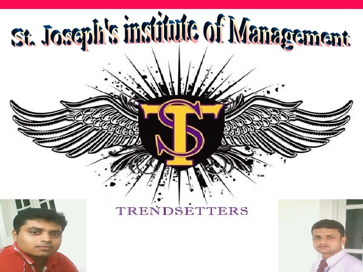NELSON ALEX TRENDSETTERS St. Joseph's institute of Management