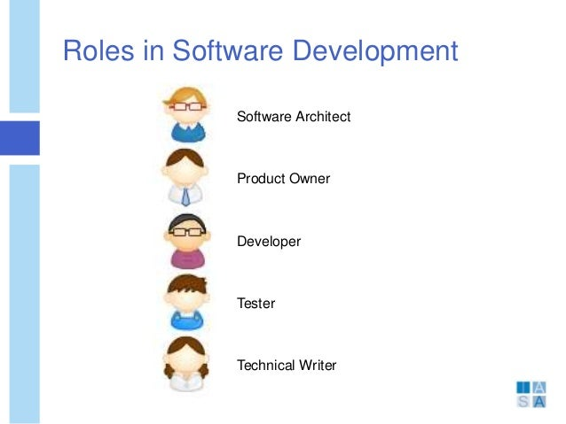 3 roles in software development software architect product owner developer - Responsibilities Of A Software Engineer