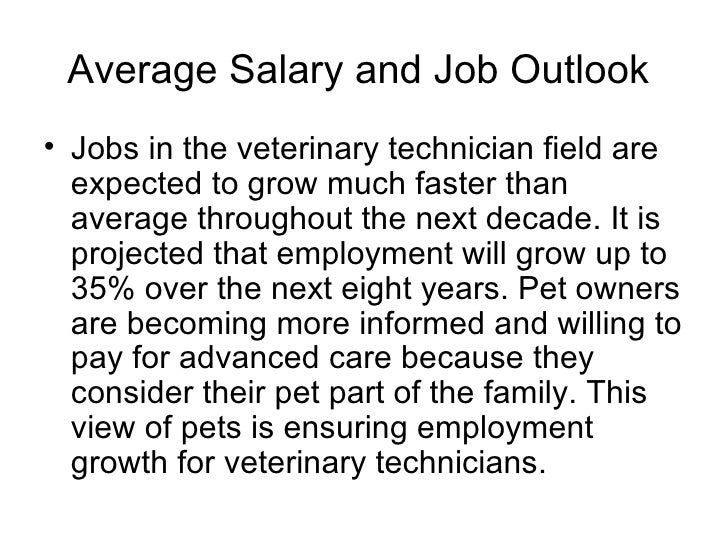 Vet Assistant Salary – citybeauty.info