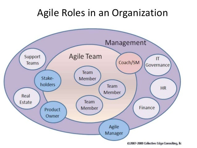 agile roles and responsibilities Agile Roles
