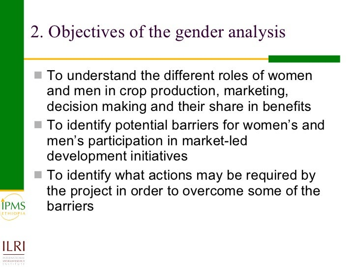 an analysis of the role of the sexes and the submissive women Gender and advertising how gender shapes meaning the last several decades have seen changes in the role of women in society, both as those who earn money and those who spend money analysis of advertising globally (paek, nelson, & viella, 2011.