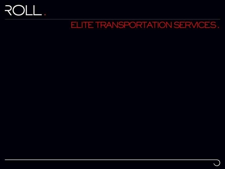 ELITE TRANSPORTATION SERVICES .