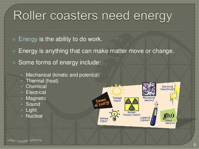 Roller Coaster Power Point