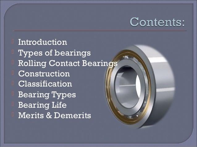 Ceramic bearing ppt.