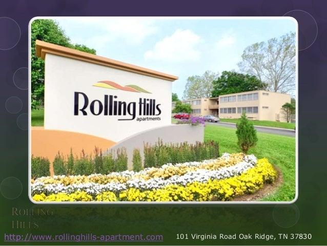 Rolling Hills Apartments Oak Ridge Tn