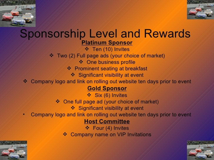 Rolling Out Magazine Sponsorship Proposal - Best of sponsorship proposal presentation concept