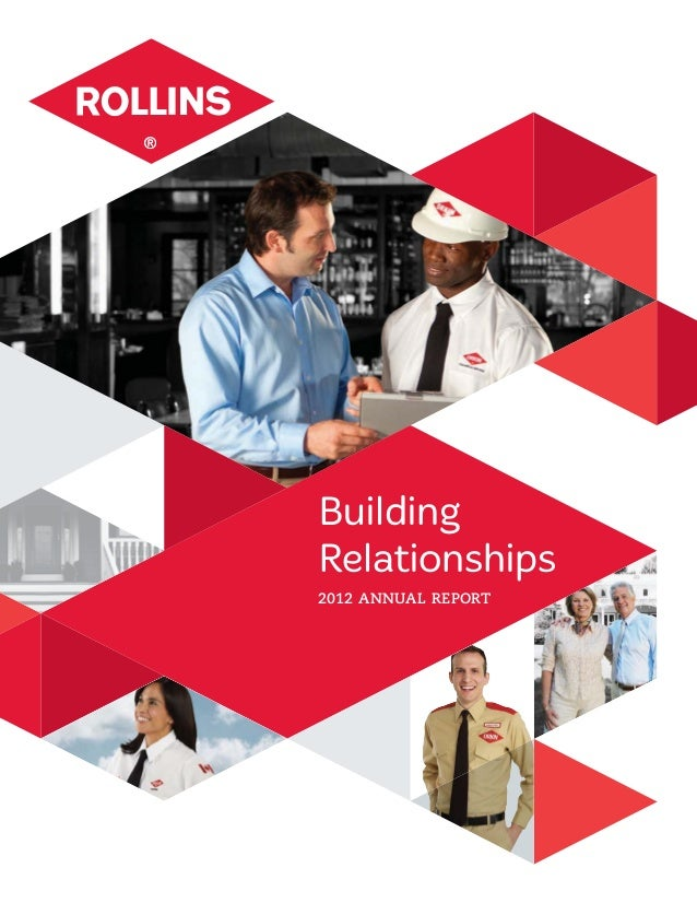 Building Relationships 2012 ANNUAL REPORT