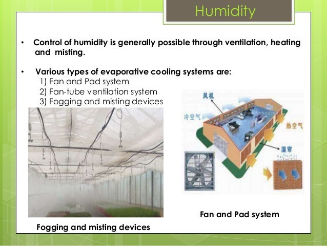 Control Environment Agriculture