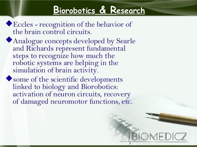 disease detection using biorobotics ppt